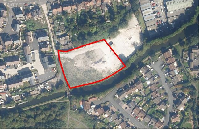 Thumbnail Land for sale in Land At Anchor Hill, Delph Road, Brierley Hill