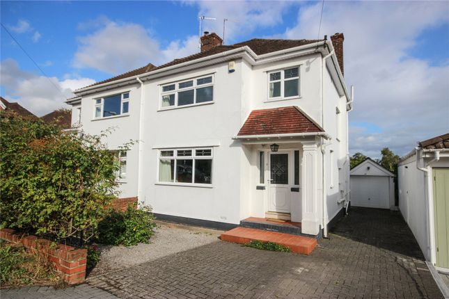 Thumbnail Semi-detached house for sale in Sandyleaze, Westbury-On-Trym, Bristol