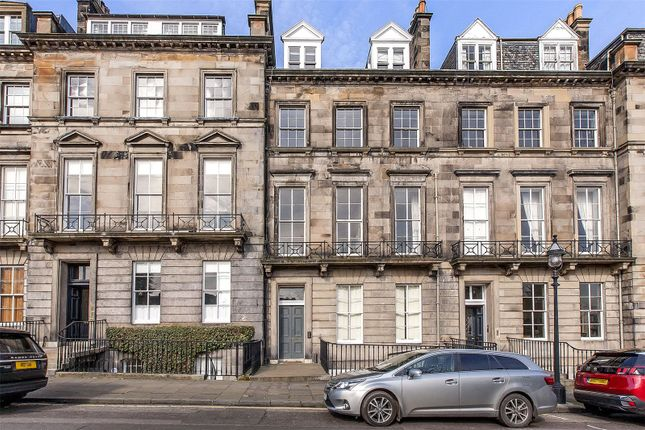 Street of Eton Terrace, West End, Edinburgh EH4