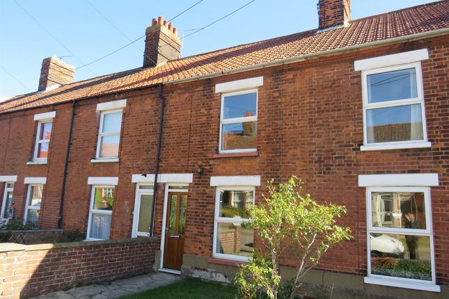 Thumbnail Terraced house for sale in Kitchener Road, Melton Constable