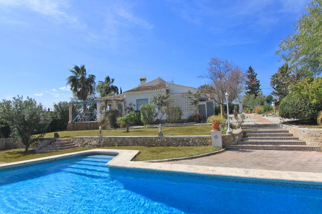 3 bed villa for sale in Valls, Javea, Alicante, Spain