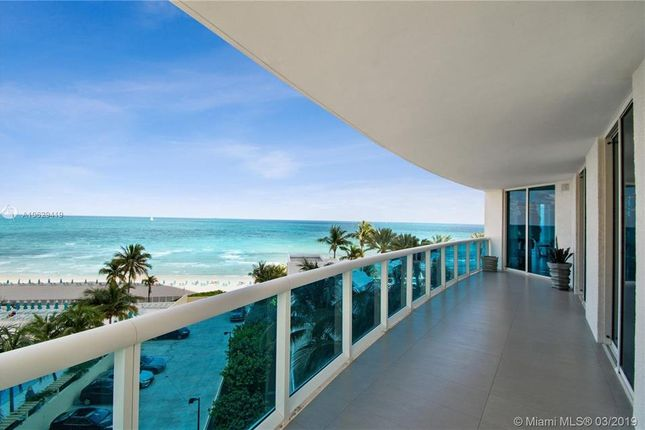 Thumbnail Property for sale in 2711 S Ocean Dr # 602, Hollywood, Florida, United States Of America