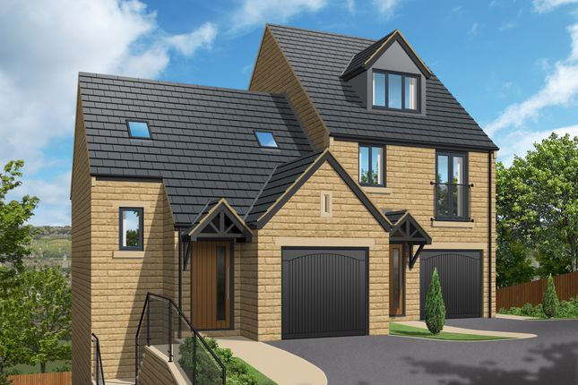 Thumbnail Semi-detached house for sale in Plot 2, Stratton Park, Rastrick, Brighouse