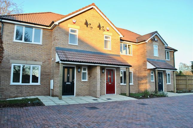Thumbnail End terrace house for sale in Stanley Close, Taunton