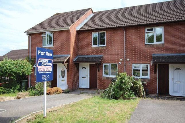 Thumbnail Terraced house for sale in Primrose Lawn, Exeter