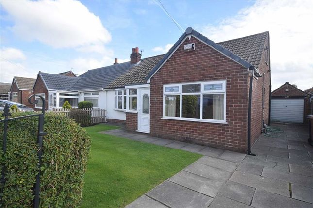 Thumbnail Semi-detached bungalow to rent in Fir Trees Avenue, Lostock Hall, Lancashire