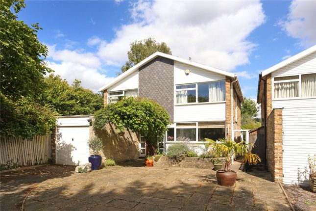 Thumbnail Detached house for sale in Badgers Walk, New Malden