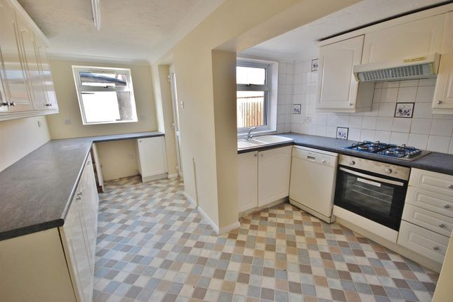 Thumbnail Detached house to rent in Willow Walk, Spalding