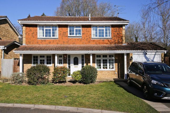Thumbnail Detached house to rent in Highlands Park, Seal, Kent