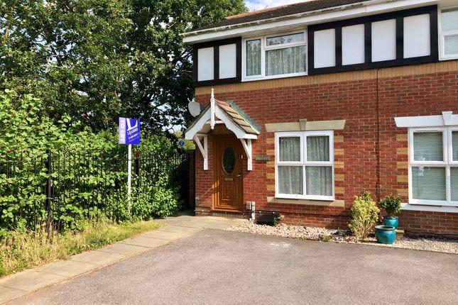 Thumbnail Semi-detached house to rent in Arthurs Gardens, Hedge End, Southampton
