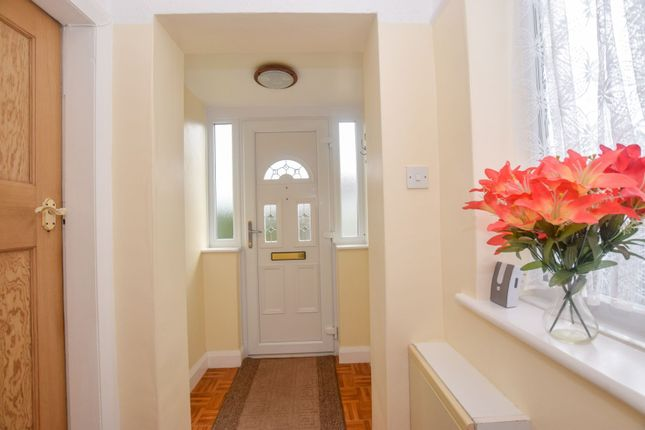 Entrance Hall of Fishers Lane, Pensby, Wirral CH61