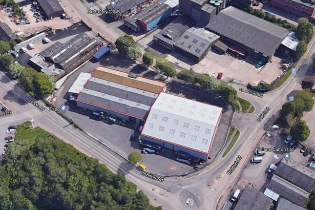 Thumbnail Industrial to let in Former Weldfast Premises, Holditch Road, Newcastle-Under-Lyme