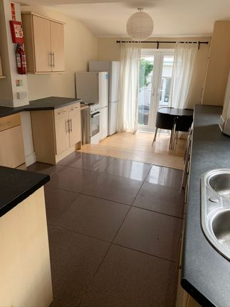 Thumbnail Terraced house to rent in Hawthorne Avenue, Uplands, Swansea