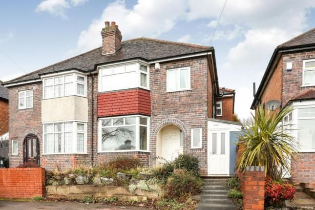 Thumbnail Property for sale in Shirley Road, Acocks Green, Birmingham, West Midlands