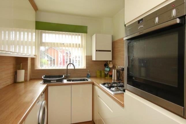 Kitchen of Grasby Court, Bramley, Rotherham, South Yorkshire S66