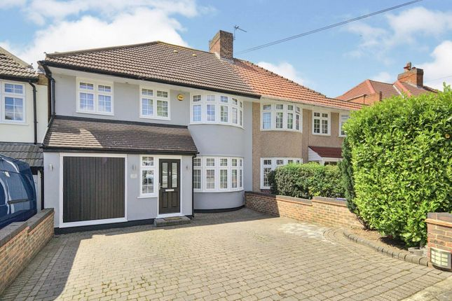 Thumbnail Semi-detached house for sale in Latham Road, Bexleyheath