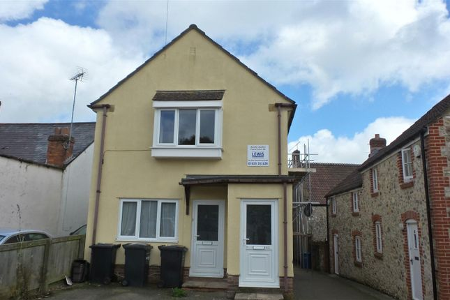 Thumbnail Flat to rent in Holyrood Street, Chard