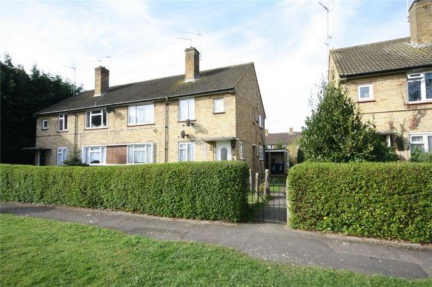 Thumbnail Maisonette to rent in Laurels Road, Iver Heath, Buckinghamshire