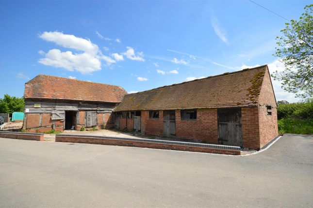 Thumbnail Barn conversion for sale in Barretts Lane Farm, Balsall Common, Coventry