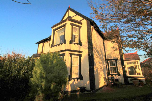 Thumbnail Detached house for sale in Maeshyfryd Road, Holyhead