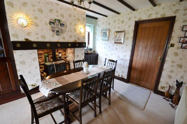 Dining Room of Seven Wells, Sardis, Saundersfoot SA69