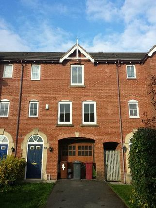 Thumbnail Town house to rent in Country Mews, Blackburn