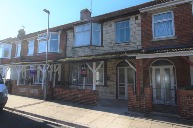 Thumbnail Terraced house to rent in Northover Road, Portsmouth