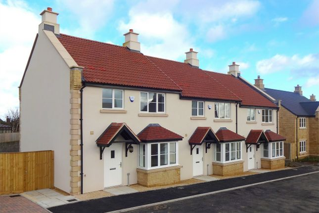 Thumbnail Terraced house for sale in Plot 10, West Farm, Fulwell Lane, Faulkland, Somerset