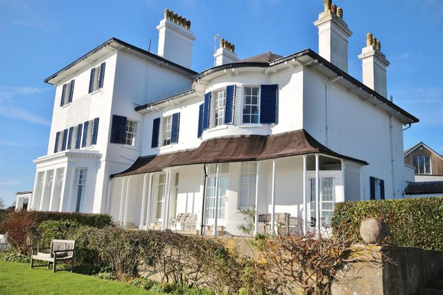 Thumbnail Flat for sale in Sidmouth Road, Lyme Regis