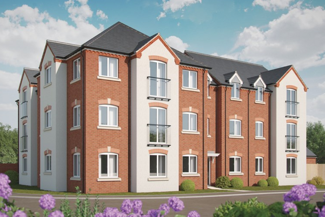 Thumbnail Flat for sale in Bramshall Road, Uttoxeter