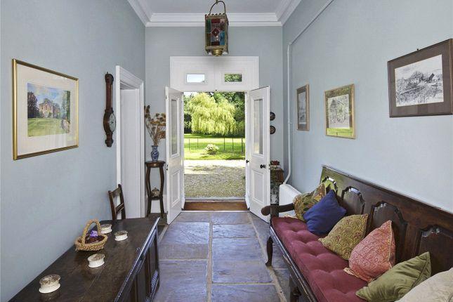 Entrance Hall of Old Fakenham Road, Foxley, Dereham, Norfolk NR20