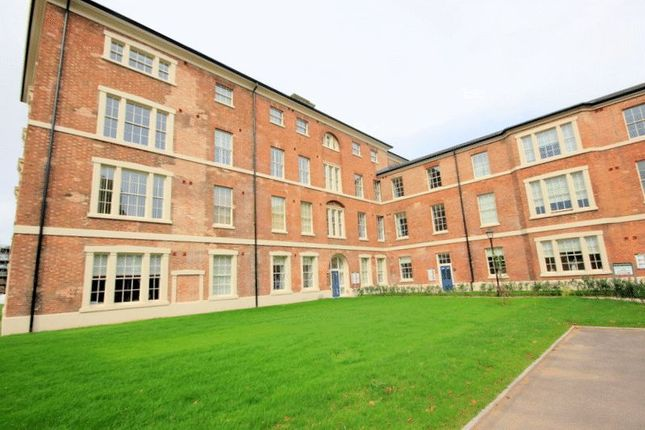 Thumbnail Flat for sale in Newbolt, St. Georges Parkway, Stafford