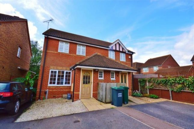 Thumbnail Semi-detached house to rent in Royce Grove, Leavesden