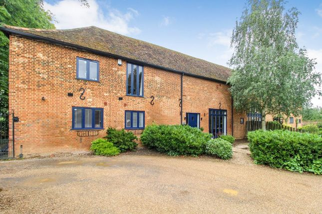 Thumbnail Semi-detached house to rent in The Old Barn, Church Road, Wootton, Bedford