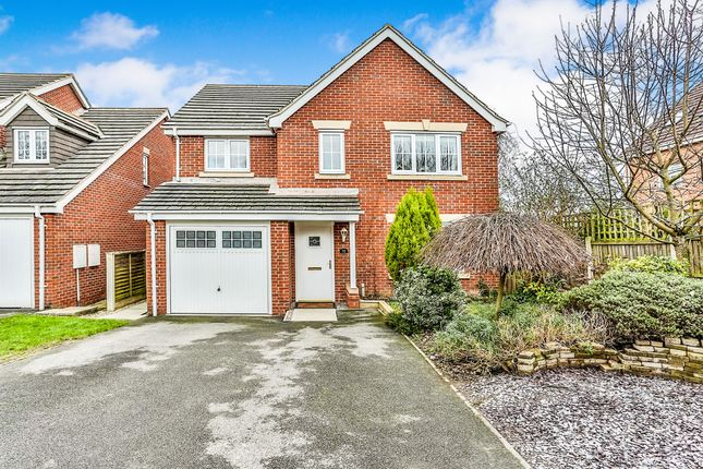 Thumbnail Detached house for sale in Town Lands Close, Wombwell, Barnsley