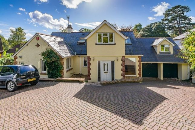 Thumbnail Detached house for sale in Daccabridge Road, Kingskerswell, Newton Abbot