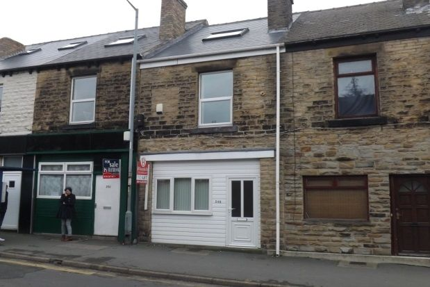 3 bed terraced house to rent in South Road, Walkley, Sheffield