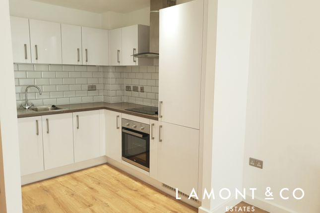 Thumbnail 1 bed flat to rent in B1, Helena Street, Birmingham,