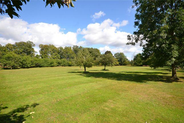Communal Gardens of Wayland Close, Bradfield, Reading, Berkshire RG7