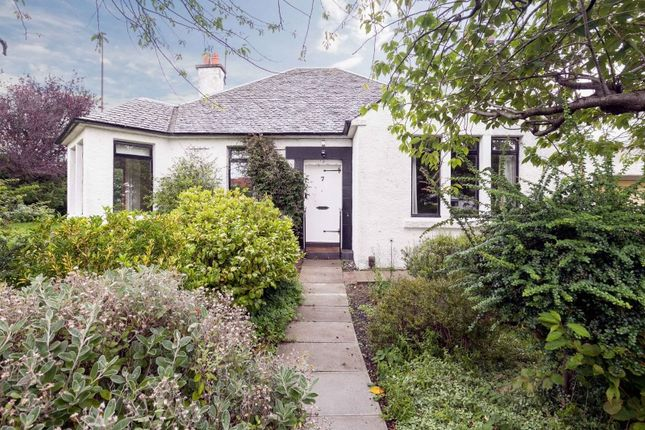 Thumbnail Bungalow for sale in Drylaw Avenue, Blackhall, Edinburgh