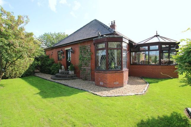 Thumbnail Detached bungalow for sale in Holmcroft, Gill Lane, Longton