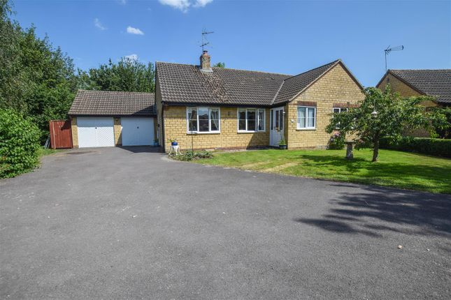 Thumbnail Detached bungalow for sale in Aubrey Rise, Malmesbury