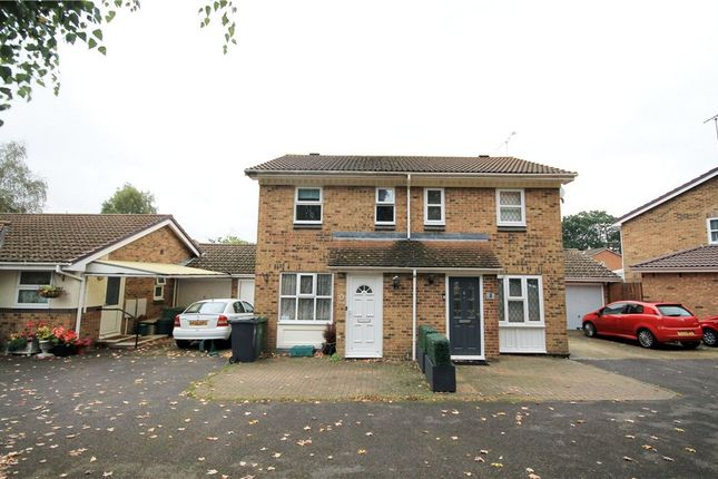 Thumbnail Semi-detached house to rent in Broom Field, Lightwater, Surrey