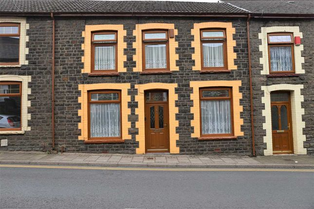 Thumbnail Terraced house for sale in Penrhys Road, Ystrad, Pentre