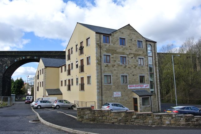 Thumbnail Flat to rent in 19 Cotton Mill Works, The Arches, Colne, Lancashire