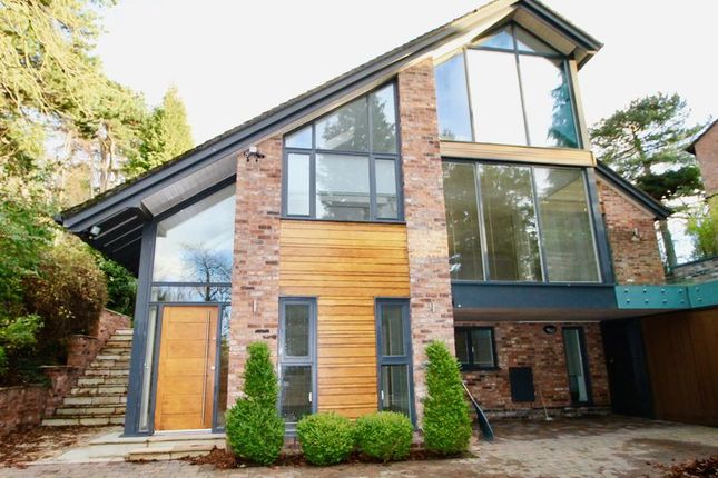 Thumbnail Detached house to rent in Beechfield Road, Alderley Edge