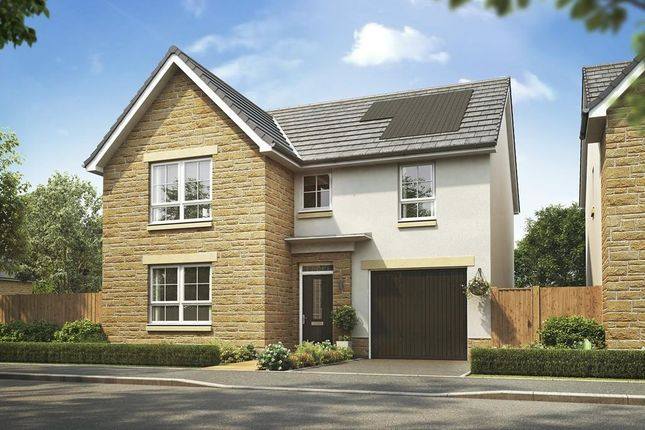 """Thumbnail Detached house for sale in """"Falkland"""" at Malletsheugh Road, Newton Mearns, Glasgow"""