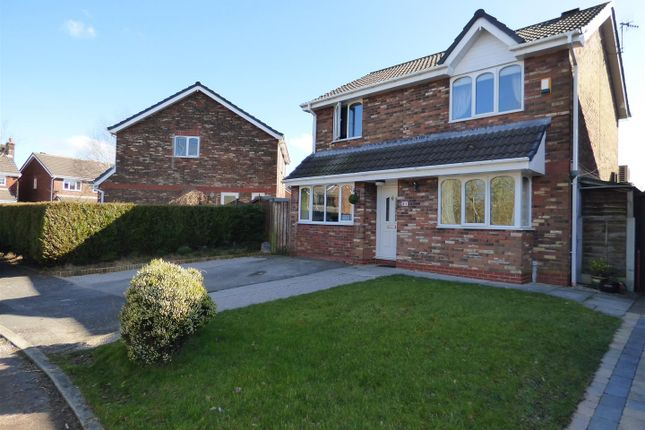 Thumbnail Detached house for sale in Johnson Close, Carnforth
