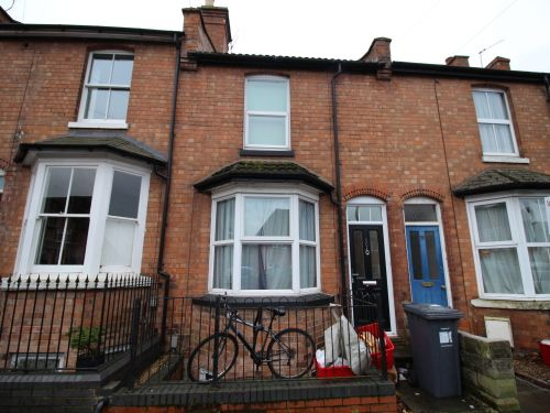 Thumbnail Terraced house to rent in 60 Leicester Street, Leamington Spa