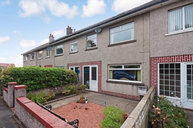 Thumbnail Terraced house for sale in Millburn Gardens, Largs, North Ayrshire, Scotland